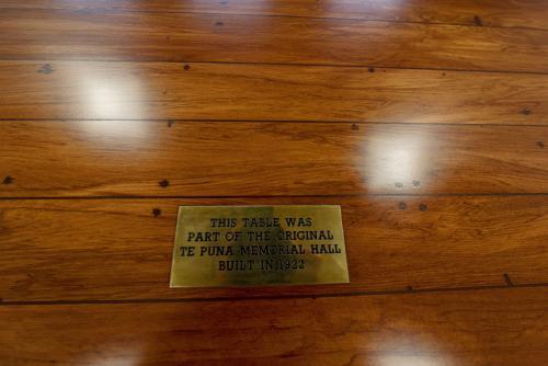 Te Puna Hall